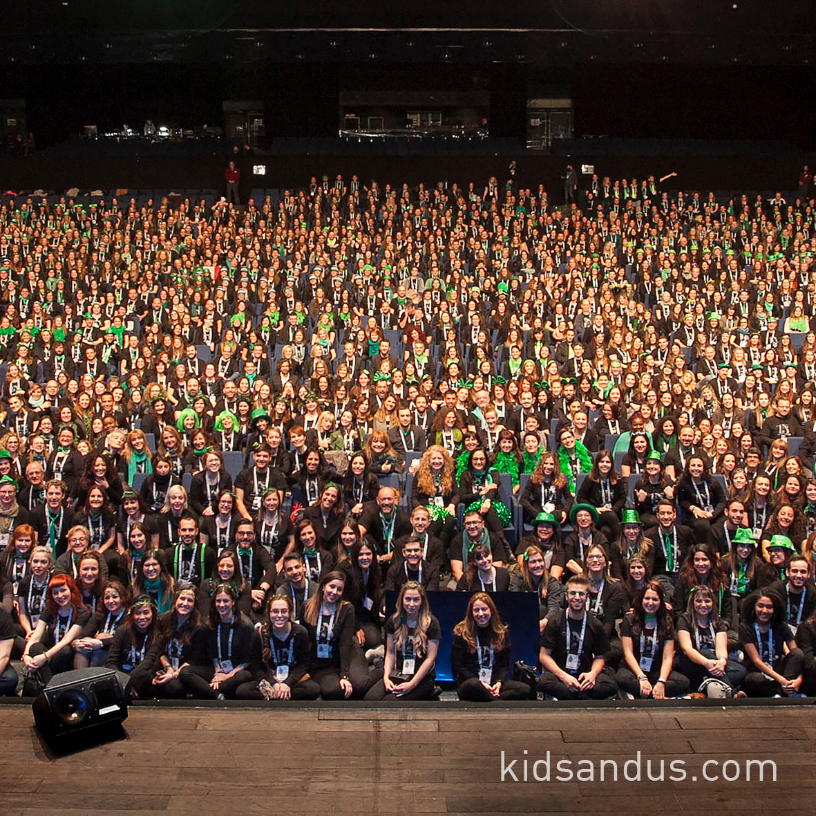 The 8th Kids&Us Annual Convention