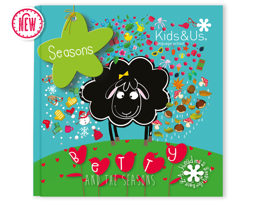 Betty the Black Sheep - Seasons