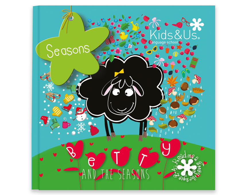 Betty the Black Sheep: Seasons