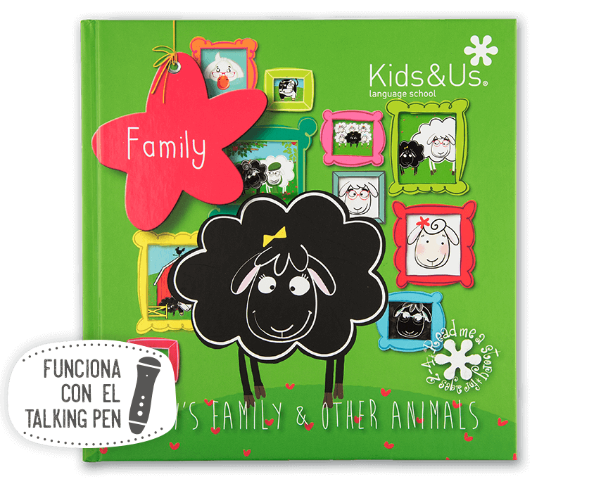 Betty the Black Sheep - Family