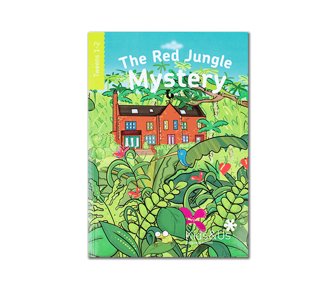 The Red Jungle Kids&Us