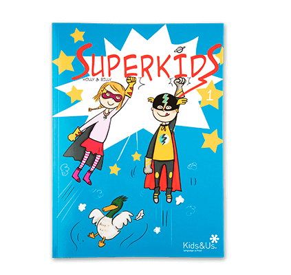 Superkids Comic