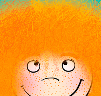 Gina Ginger Colours - Memory Game 2